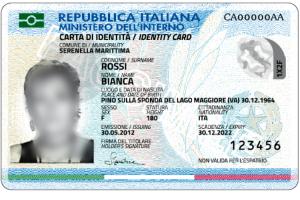 Chiedere il rilascio o il rinnovo della carta d'identità elettronica (CIE)  | Sito istituzionale del Comune di Bergamo